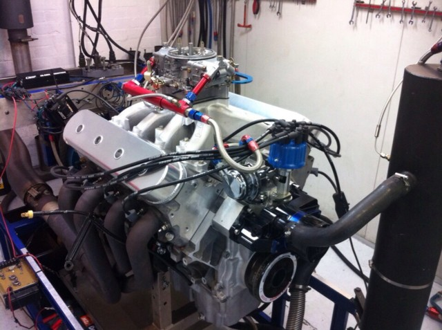 L Carb Mid on Gm Ls7 Crate Engine Supercharged